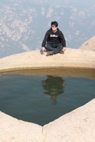 【西游户外】6月28日周日我为天心池捐瓶水登山活动