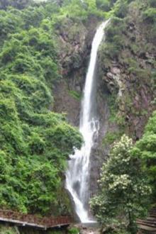 2015年6月28号(礼拜天)义乌赤岸双尖-松瀑山11公里环线