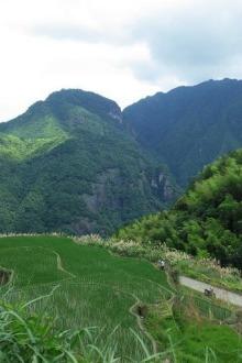 寻仙访道-徒步江西灵山