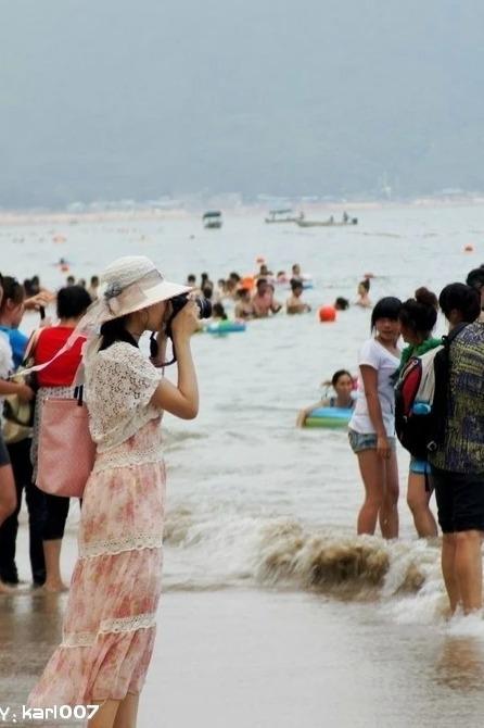 8月16日星期天佛山—深圳西冲海滩腐败一日拼车游