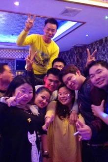 钦州人希望各位都来参加交友活动茗香大酒店KTV