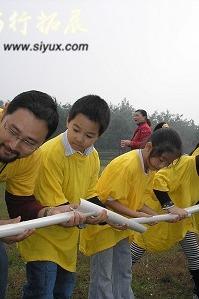 小手拉大手,我们来一场心灵之旅——南京亲子户外拓展