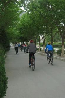 本周骑行活动