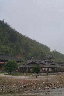 黎平桂花台茶园-八舟山庄景观大道徒步露营活动