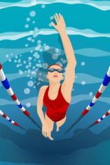 软件园游泳小分队-中和-三利宅院