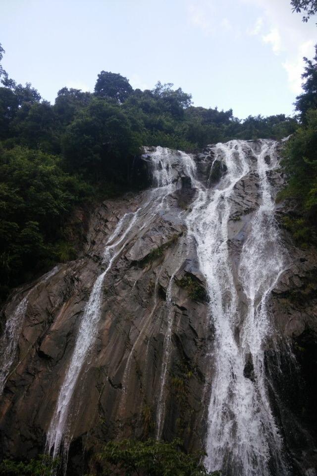 8-14日行摄从化天溪线 穿越丛林赏瀑布