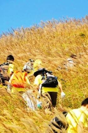 10-23日勇登惠阳—白云嶂,观云海、赏高山