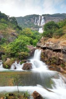 4.25日周六白水寨登亲水栈道,赏中国最大瀑布之一