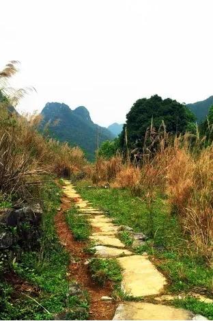 9-17穿越阳山峰林古道、徒步无人区、探寻神秘盆地