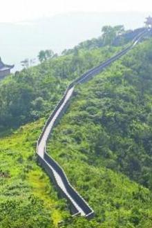 6月20号周末环游宜兴小长城