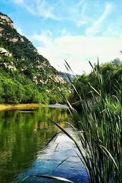 捧河湾捉虾捞贝壳 白河大峡谷休闲小穿越 行摄一日活动