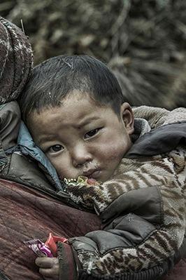 暖冬行动——大凉山儿童冬装捐赠之旅