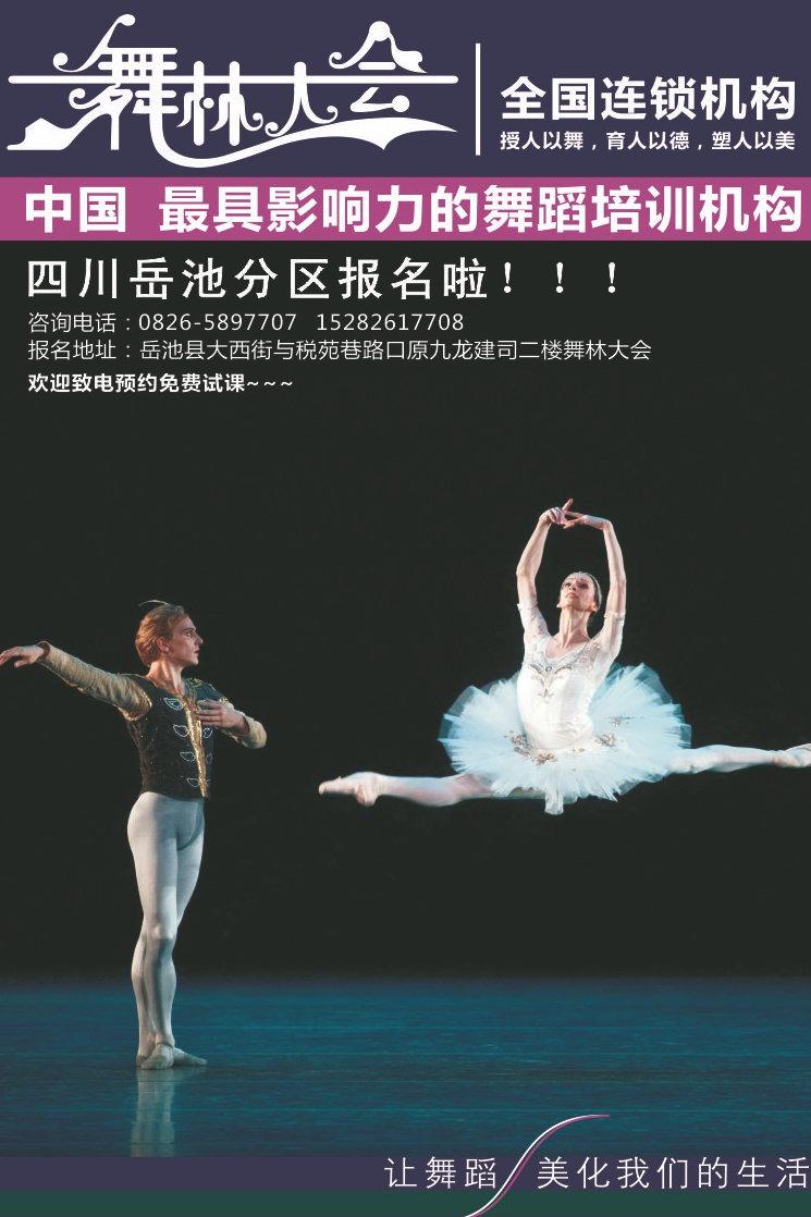 舞林大会少儿民族民间舞体验课