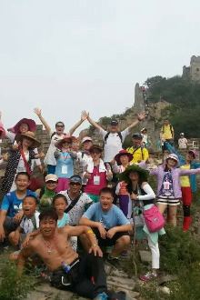 8月30日星期七真芯召集穿越砬子山