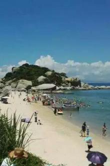 7月3-4号惠州西湖、巽寮湾、三角洲岛