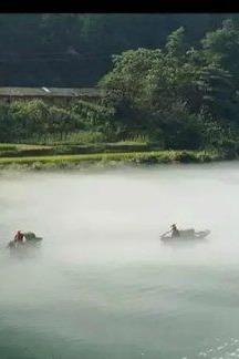 9月4-5日徒步高椅岭行摄雾漫小东江船游东江湖