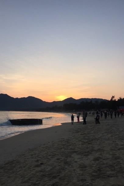 4月16日 穿越中国最美海岸线——深圳东西冲!