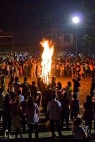 篝火舞蹈晚会—大地飞歌舞动天下带你尝试别的舞动人生