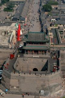 11月5-6日,山西平遥古城-乔家大院。