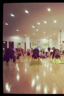 健康讲座《瑜伽—感受身心的宁静》第一期第一讲