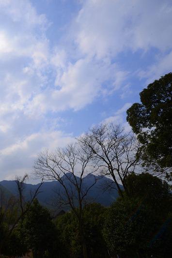 12月25日(周日):虎头山—笔架山徒步