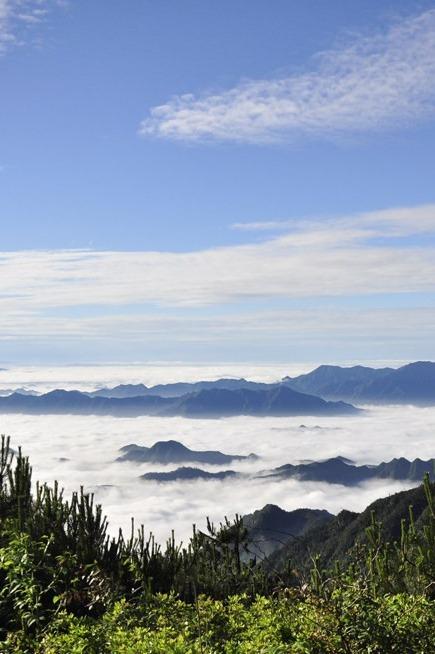 4月22-24日:登顶浙西的屋脊-清凉峰