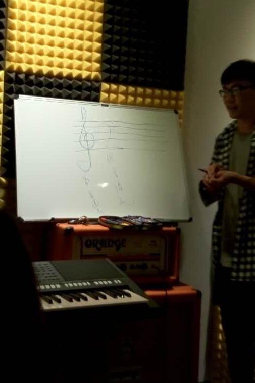 Sam音乐工作室 音乐基础理论公益课(第三节课)