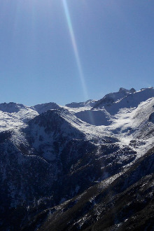 2015毕鹏沟滑雪,赏雪,古尔沟泡温泉自助两日游