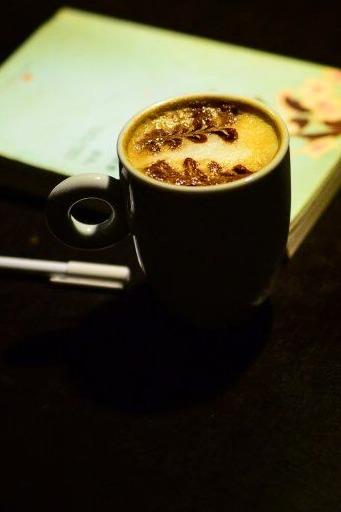 咖啡厅人像拍摄活动