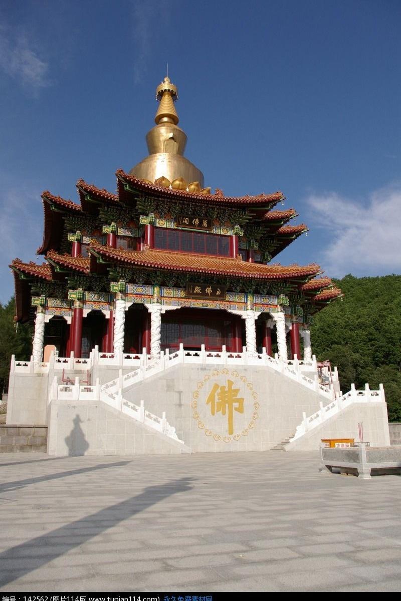 敦化六鼎山风景区大型庙会
