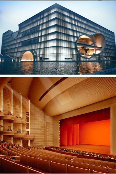 上海保利大剧院开放日