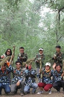 森林户外6月14日发起十渡史上最优惠、最震撼的户外活动
