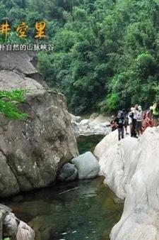 【6月19日游山戏水】 湿身安吉 井空里溯溪