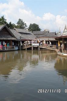 泰国曼谷芭提雅四晚五天品质游
