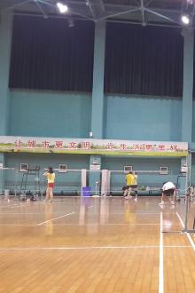 广州市体育中心羽毛球