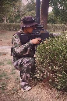 真人cs(战队训练+新人培训)