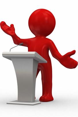 12.12:当众讲话 人际沟通 演讲口才培训