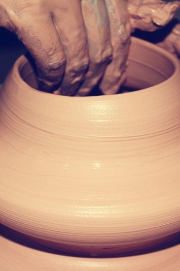 泥塑的雅致艺术·体验陶艺手作的慢时光