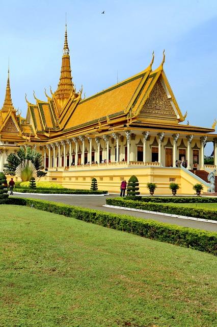 柬埔寨自驾8日游,体验不一样的异国风情
