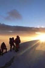 新年北京最高峰一日登顶灵山