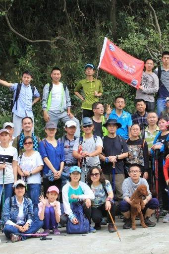 12月19日(周六 )大嵩岭福泉山凤凰湖大嵩环线