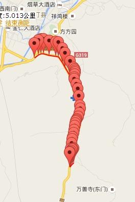 10公里长跑
