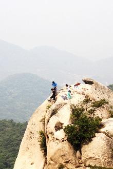 3.1日本周日九仙山峡谷穿越、孙膑书院速降活动