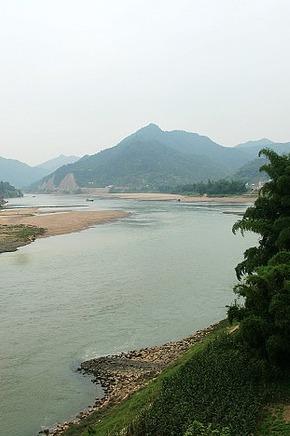 5月8日徒步约伴:同饮一江水,共护母亲河