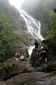 8月9日阳春仙湖五福瀑布之旅