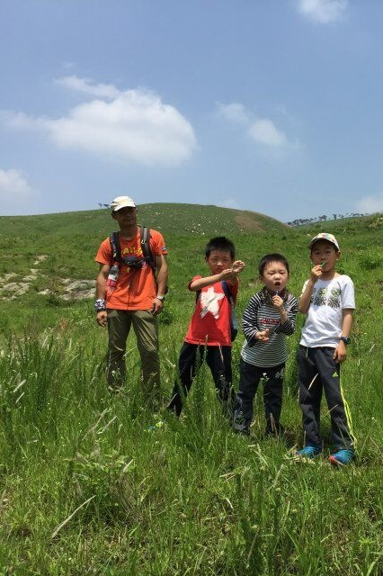6月5日寻迹龙王尖徒步爬山活动