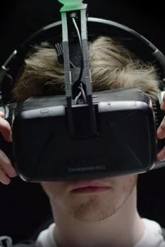 原价五十元的VR游戏免费体验