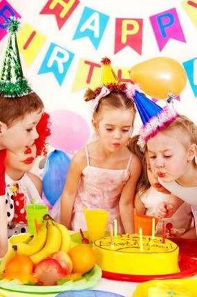 东方爱婴7月宝宝生日PARTY