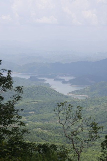 16年4月16日穿越纱帽岭—儋州第一高峰活动召集