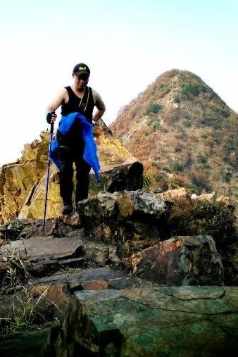 10月23日龙脊行走—大冶龙角山徒步